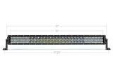 "32"" Dual Row 5D Optic OSRAM LED Bar - Cali Raised LED"