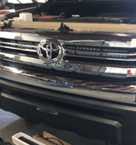 2014+ Toyota Tundra Hidden Grille Brackets - Cali Raised LED