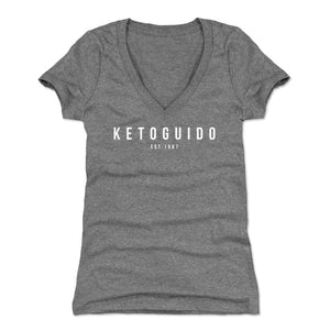 Vinny Guadagnino Women's V-Neck T-Shirt | 500 LEVEL