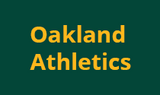 Oakland Athletics Baby Clothing