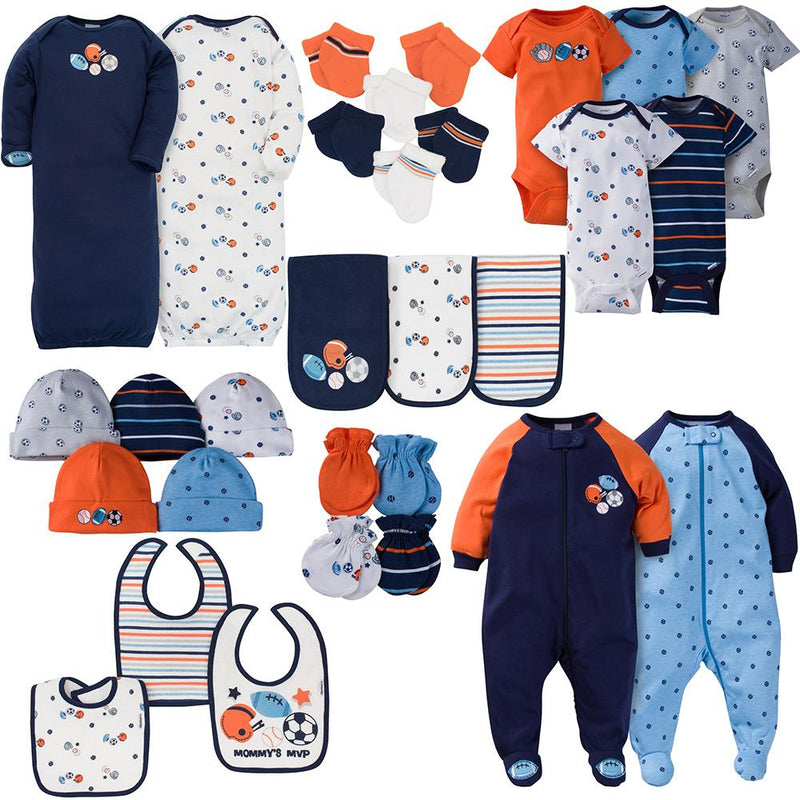 30-Piece Boys Sports Gift Set