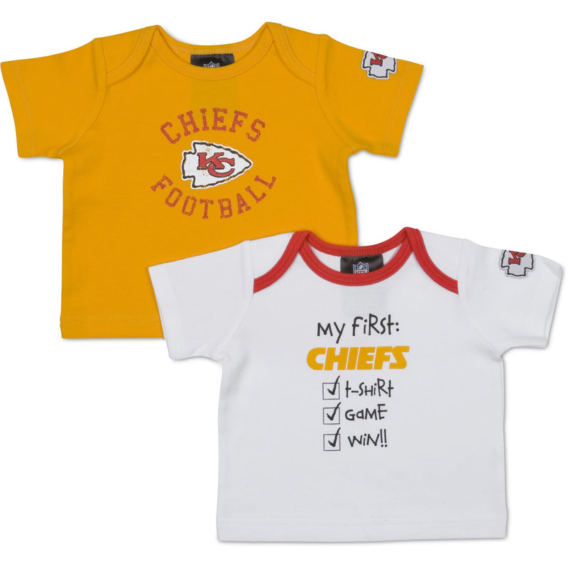 Chiefs Infant Tee Shirts