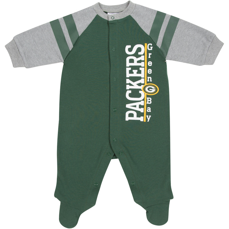Packers Baby Sleep & Play