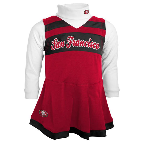 49ers Cheerleader Outfit