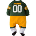 Green Bay Packers Infant Uniform Sleeper