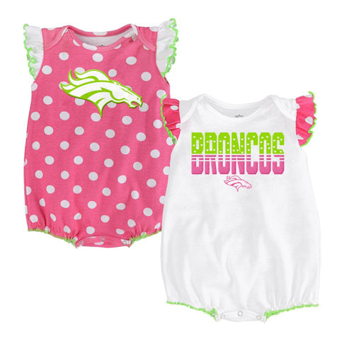 Polka Dot Baby Broncos Outfits