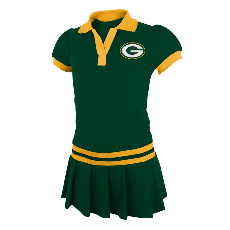 Packers Green Infant Dress (24 Months)