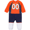 Denver Broncos Infant Uniform Sleeper