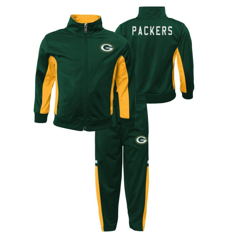 Lil' Packers Fan Track Suit