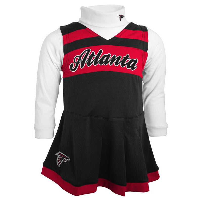 Atlanta Falcons Cheerleader Dress