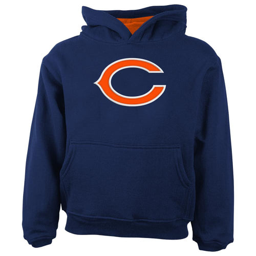 Bears Hooded Fleece Sweatshirt