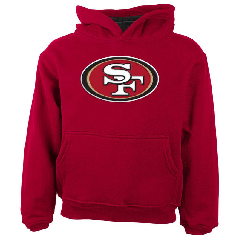 49ers Hooded Fleece Sweatshirt