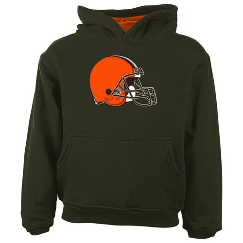 Browns Hooded Fleece Sweatshirt