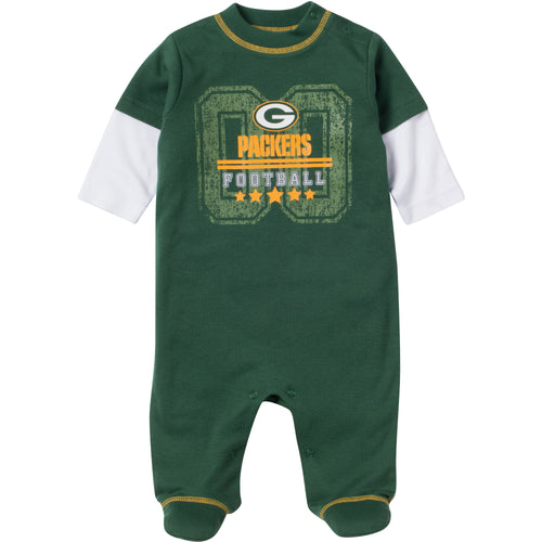 Baby Packers Fan Sleep & Play