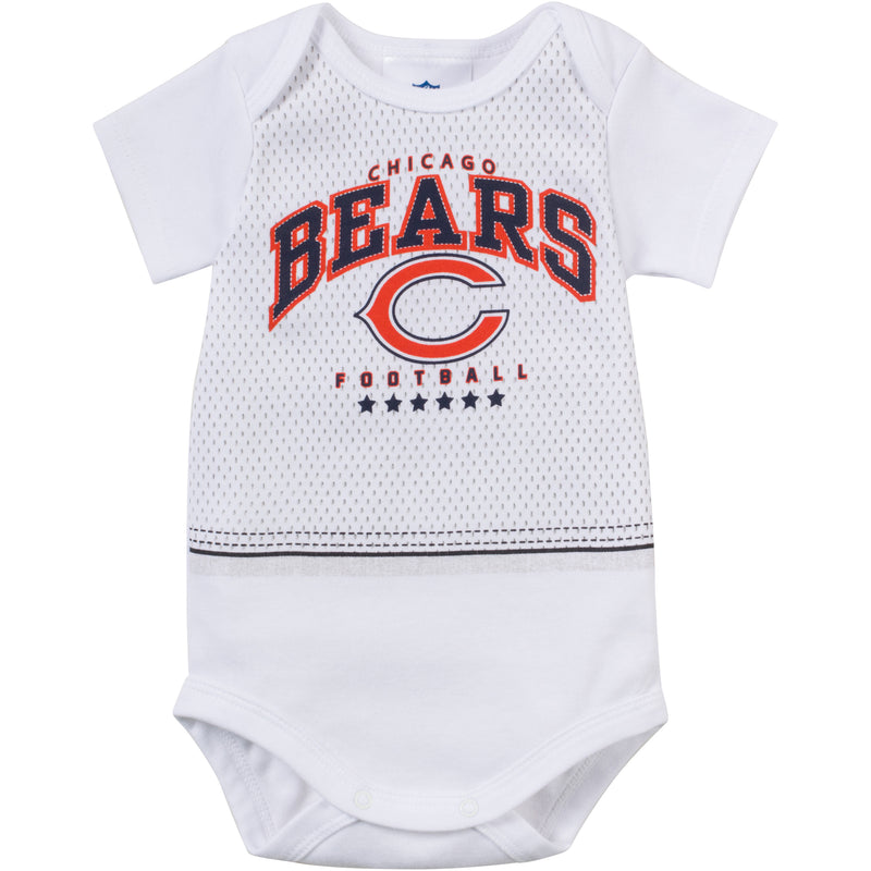 Baby Bears Team Bodysuit