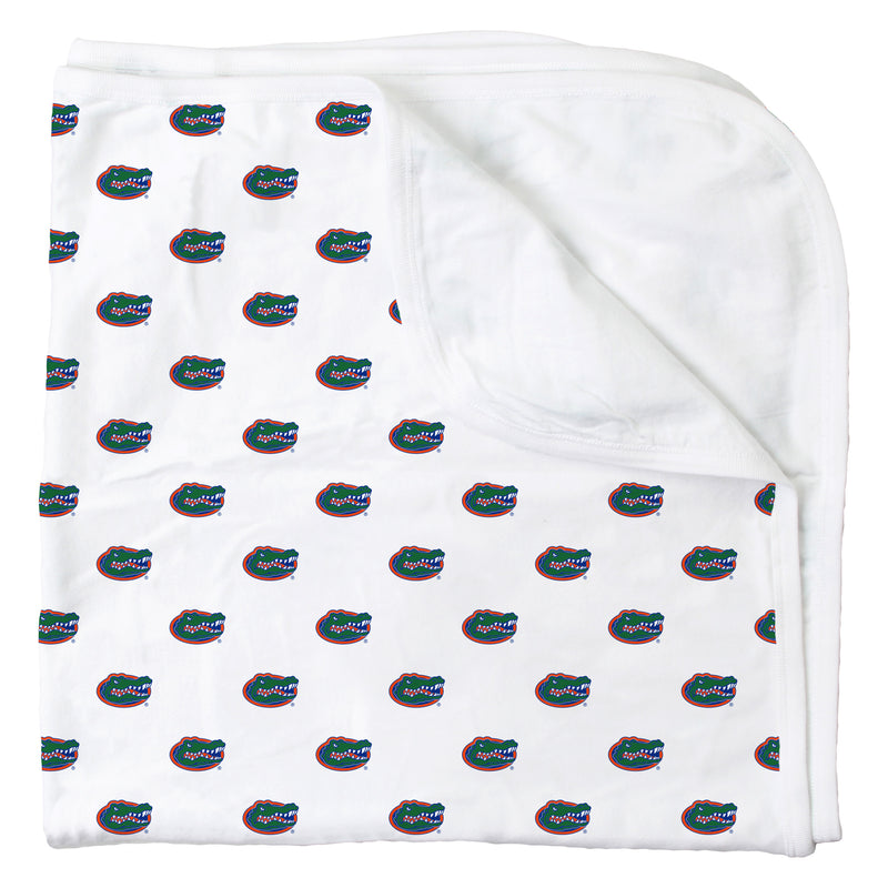 Florida All Over Print Logo Blanket