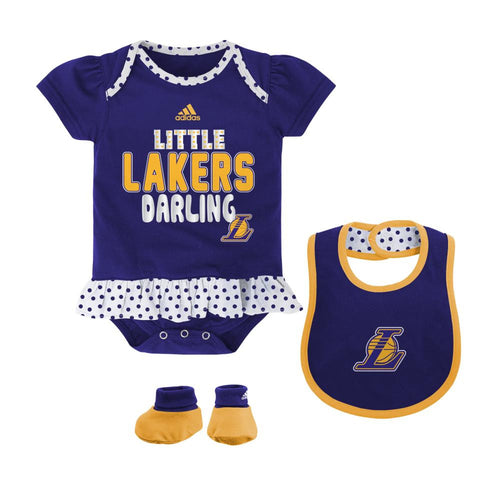 Lakers Sweetheart Outfit