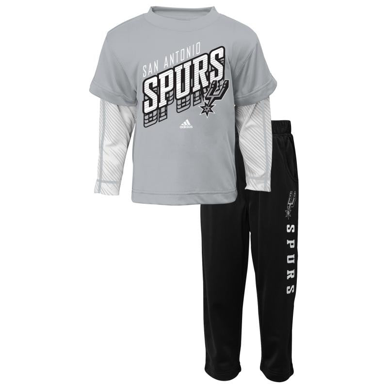 Spurs Toddler Outfit