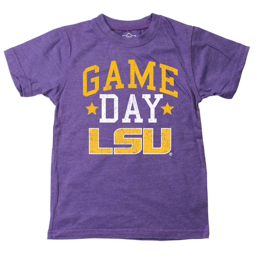 LSU Toddler Game Day Tee