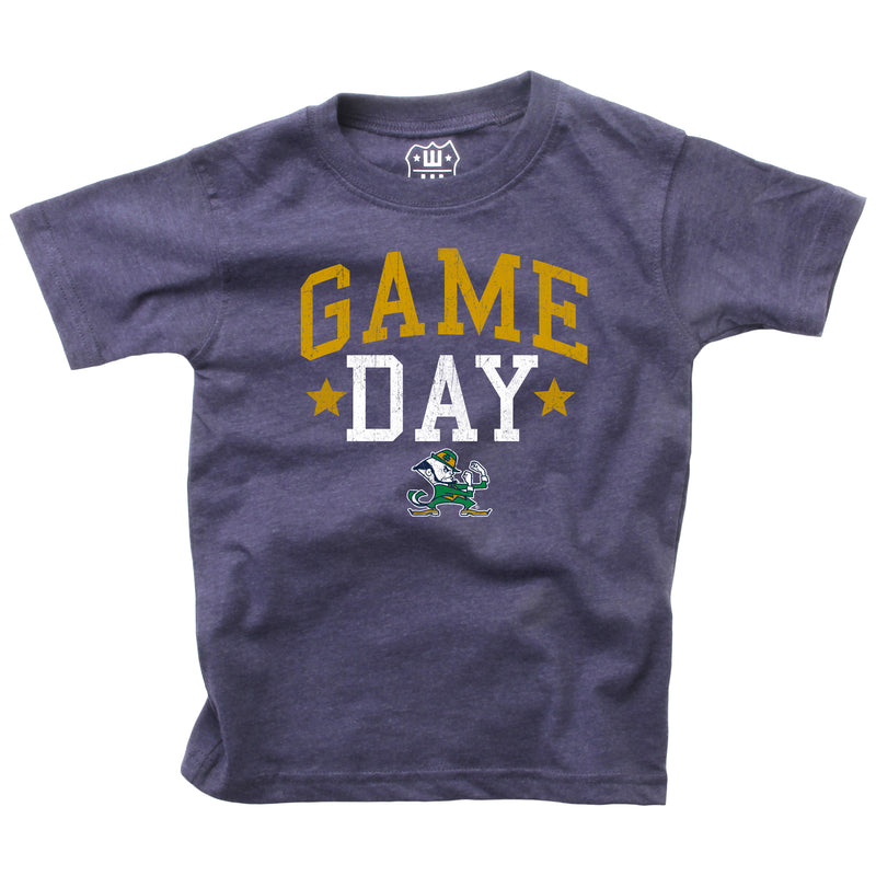 Notre Dame Toddler Game Day Tee