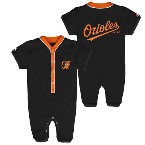Orioles Fan Team Player Coverall