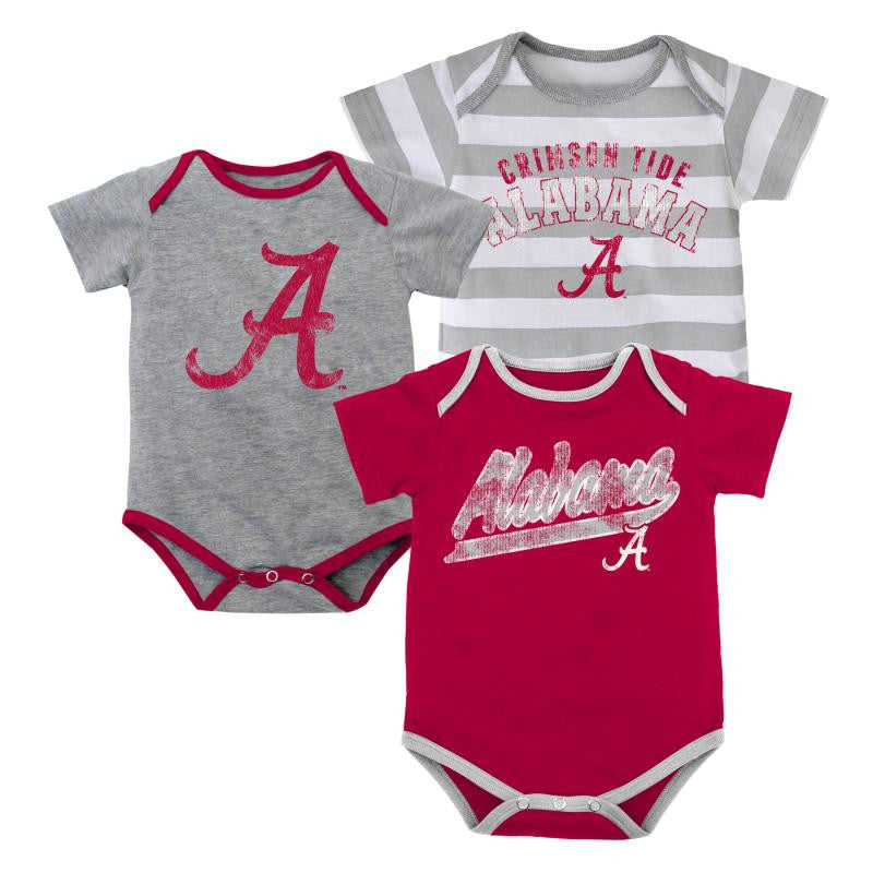 Baby Alabama Outfits (3-Pack)