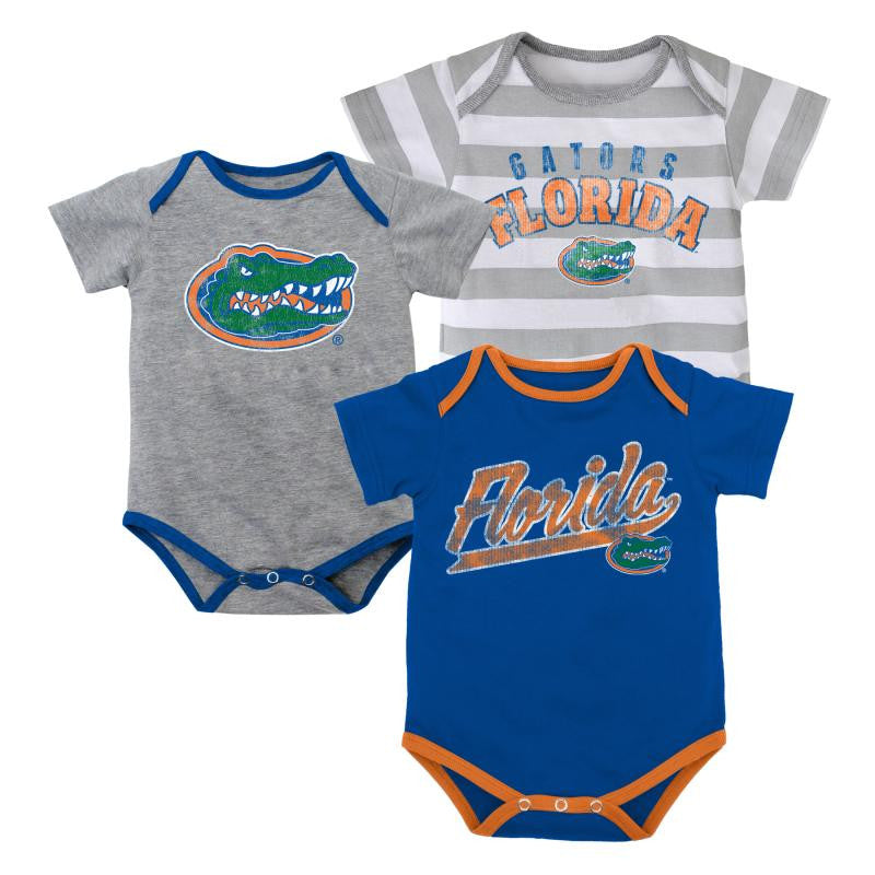 Florida Gator Baby Outfits