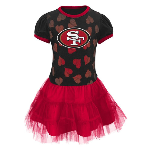 49ers Love to Dance Dress
