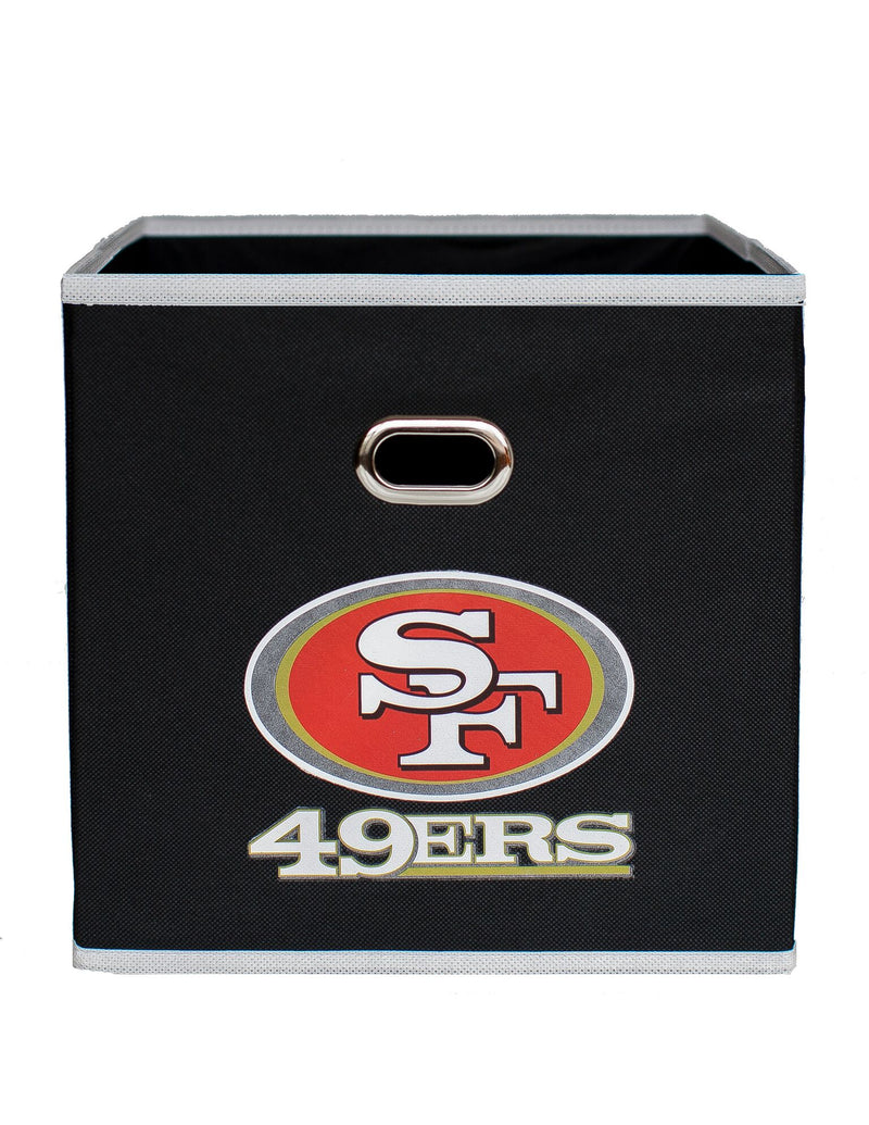 San Francisco 49ers NFL Storage Cubes