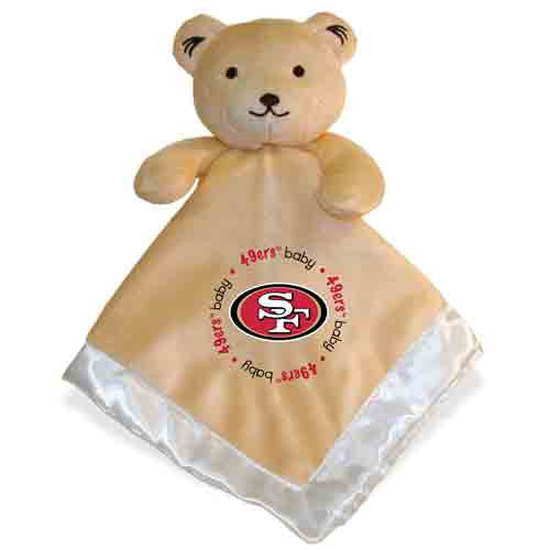49ers Baby Security Blanket