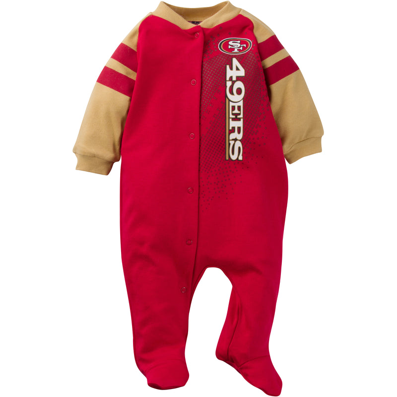 49ers Baby Sleep-N-Play