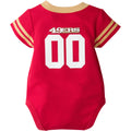 San Francisco 49ers Football Jersey Bodysuit