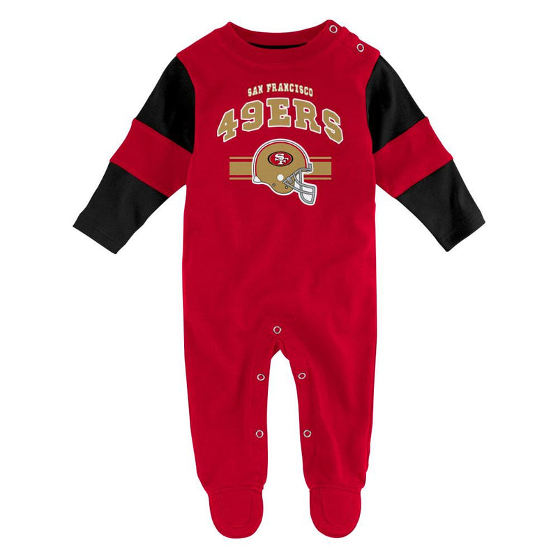 49ers Football Fan Coverall