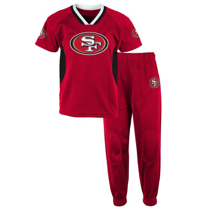 49ers Uniform Set (12-24M)
