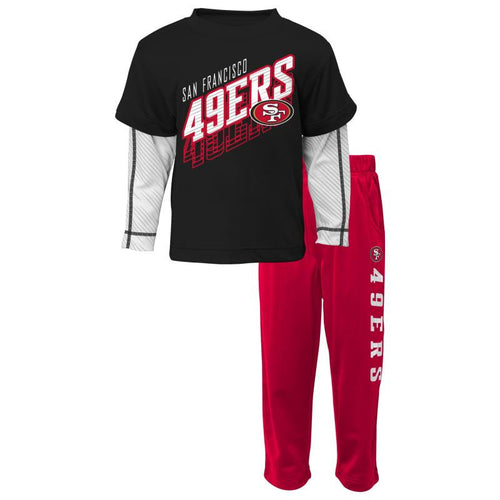 49ers Playtime Pant Set