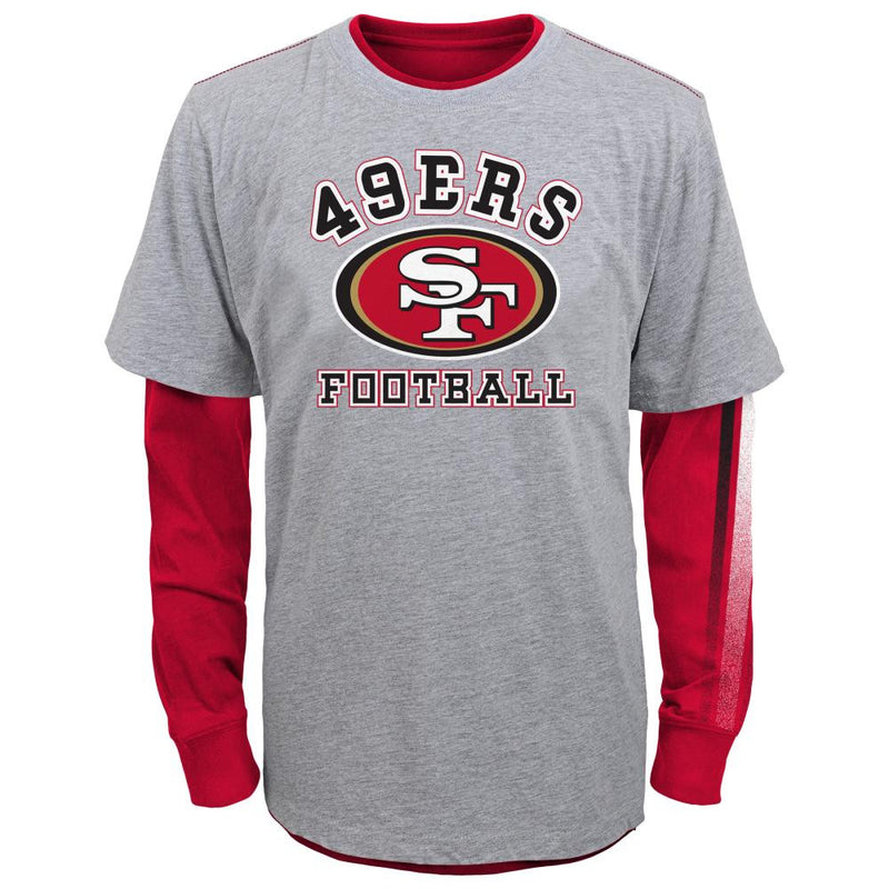 49ers Fan Toddler Tees Combo Pack