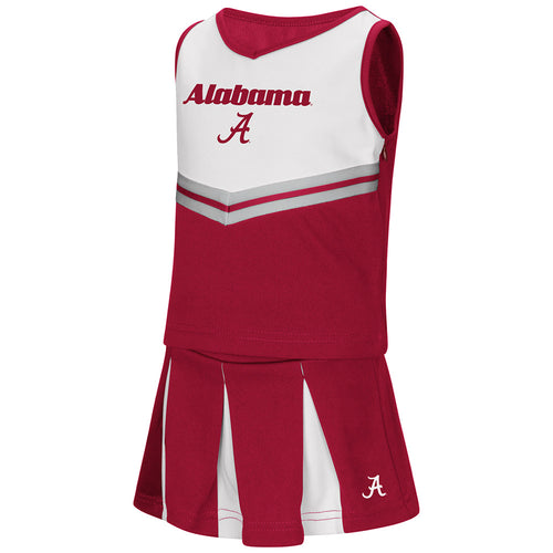 Alabama Pom Pom Toddler Cheerleader Outfit
