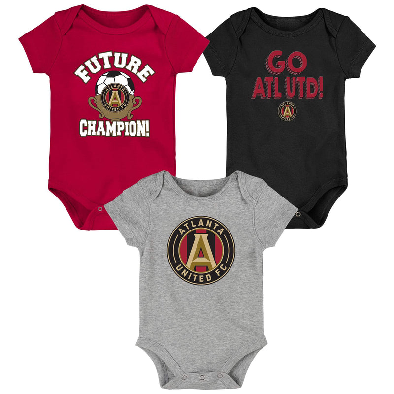 Atlanta United Future Star Bodysuit Set