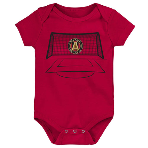 ATL United Team Logo Bodysuit