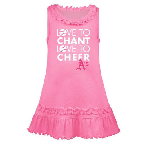 Love to Cheer for the Athletics Dress