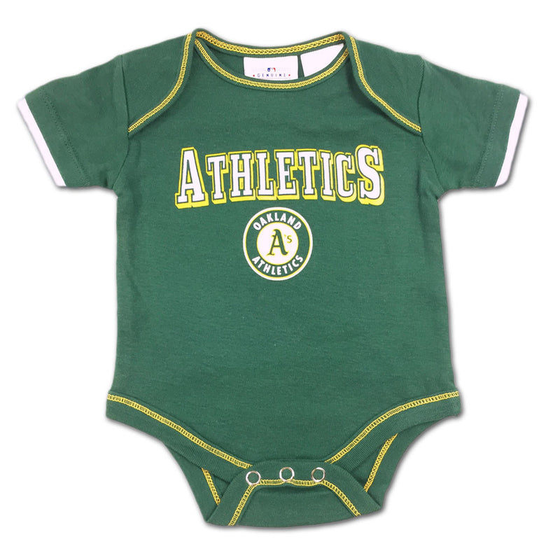 Athletics Baseball Creeper