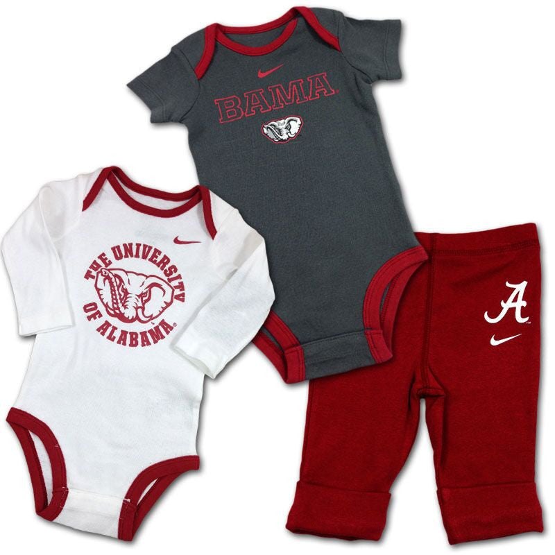 Alabama Baby Fan Outfits