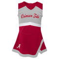 Alabama Crimson Tide Infant Cheerleader Dress