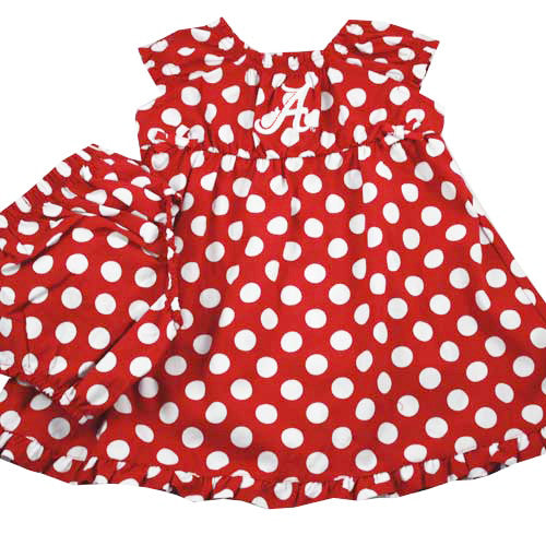 Alabama Polka Dot Sun Dress