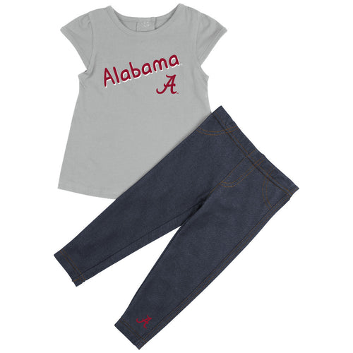 Alabama Toddler Girl Outfit