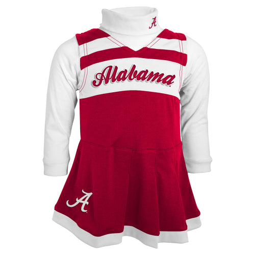 Alabama Kids Cheerleader Outfit