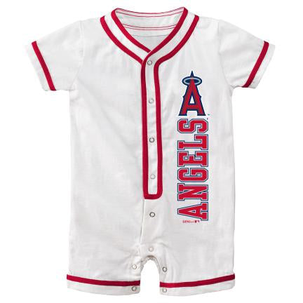 Angels Infant Short Sleeve Coverall