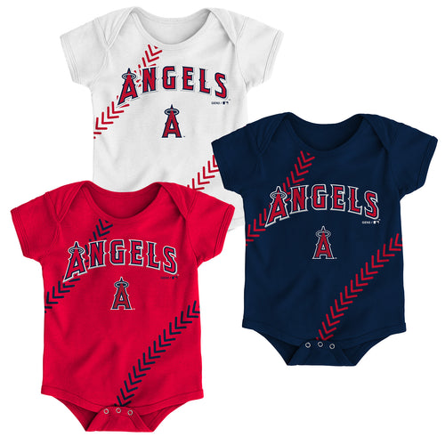 Los Angeles Angels Baby Outfits