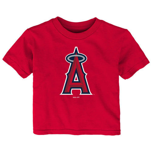 Angels Logo Tee Shirt