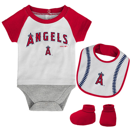 LA Angels Newborn Outfit